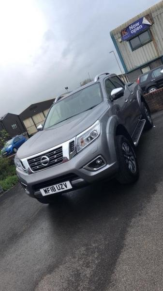Showcase cover image for Harry Pike's 2018 Nissan Navara NP300